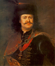 Prince Franc Leopold II Rákoczi